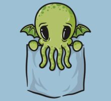 Pocket Cthulhu Kids Clothes