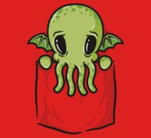 Pocket Cthulhu One Piece - Long Sleeve