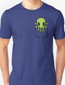 Pocket Cthulhu Unisex T-Shirt