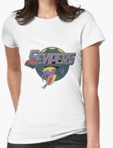 Detroit Sevipers Womens Fitted T-Shirt