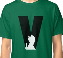 V is for Vastra Classic T-Shirt