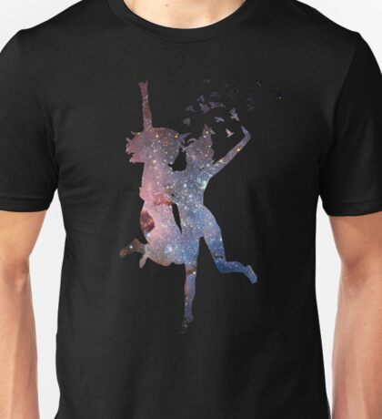So Wrong, It's Right Galaxy Unisex T-Shirt