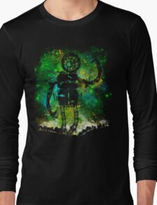 mad robot Long Sleeve T-Shirt