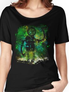 mad robot Women's Relaxed Fit T-Shirt