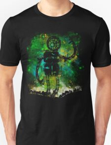 mad robot Unisex T-Shirt