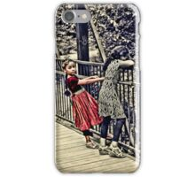 The Whimsy of Youth iPhone Case/Skin