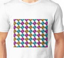Rolly Bounce Ball Pattern Unisex T-Shirt