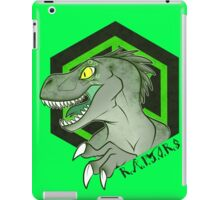 Prehistoric XM Artifact R.A.P.T.O.R.S. iPad Case/Skin