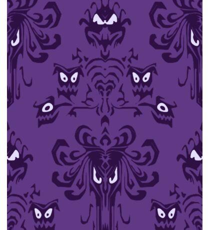 Haunted Mansion Pattern Sticker