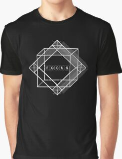 Focus Emblem Graphic T-Shirt