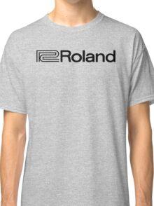 roland black Classic T-Shirt
