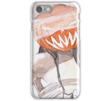 Jack-o'-lantern Bride iPhone Case/Skin