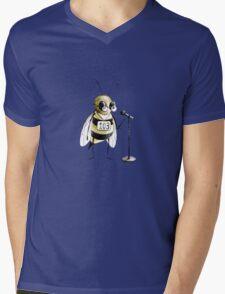 Spelling Bee Mens V-Neck T-Shirt