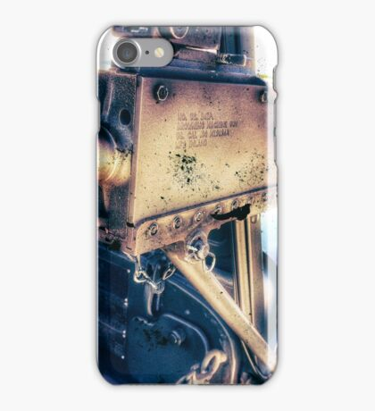 The Browning  iPhone Case/Skin
