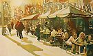 Cafe Snapshot by JennyArmitage