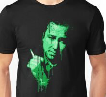 Bill Hicks (green) Unisex T-Shirt
