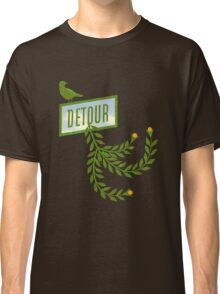 Detour Summer Journey Classic T-Shirt