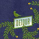 Detour Summer Journey by SusanSanford