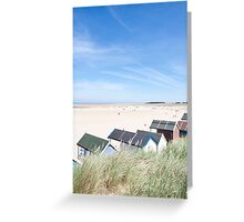 Wells next the Sea Greeting Card