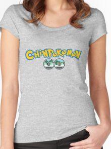 CHINPOKOMON GO Women's Fitted Scoop T-Shirt