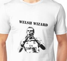 Gareth Bale - Welsh Wizard Unisex T-Shirt