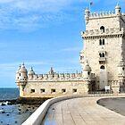 TORRE de BELEM- LISBON, PORTUGAL by JAYMILO