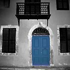 an old building in Athens by Yannis-Tsif