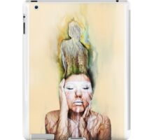 Surrealism and nature iPad Case/Skin
