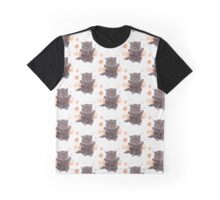 Autumn's Baby Watercolor Painting Graphic T-Shirt