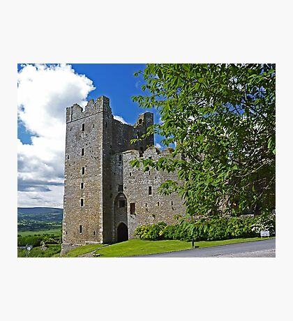 Bolton Castle Photographic Print