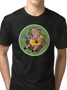 The Sports Pig Tri-blend T-Shirt