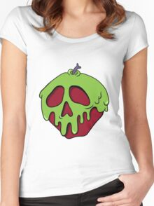 Poisoned Apple Women's Fitted Scoop T-Shirt