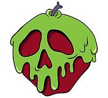 Poisoned Apple Photographic Print