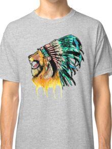 Lion Warrior Classic T-Shirt