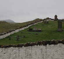 Old graveyard by Agnes McGuinness
