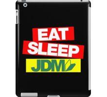 Eat Sleep JDM wakaba (1) iPad Case/Skin