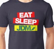 Eat Sleep JDM wakaba (1) Unisex T-Shirt