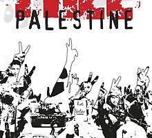 Free Palestine - فلسطين حرة by D. Abdel.