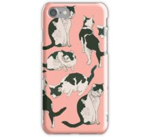 Crazy About Cats iPhone Case/Skin