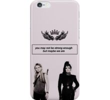maybe we are iPhone Case/Skin