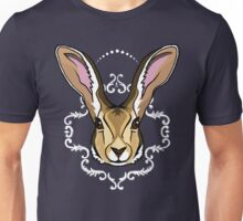 Hare Brained Unisex T-Shirt