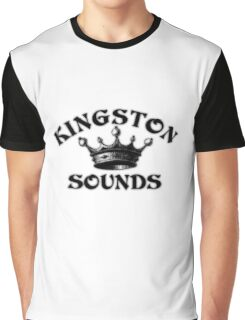 Kingston records Graphic T-Shirt