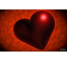 Digital Love Photographic Print