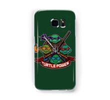 Turtle Power! Samsung Galaxy Case/Skin