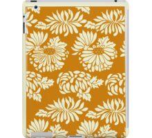 Japanese Flowers Pattern iPad Case/Skin