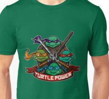 Turtle Power! Unisex T-Shirt