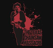 The Texas Chainsaw Massacre (Transparent) Colour One Piece - Short Sleeve