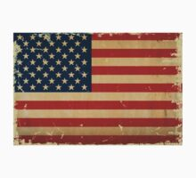 American Flag VINTAGE Kids Clothes