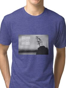 Cannon Beach, Oregon Tri-blend T-Shirt