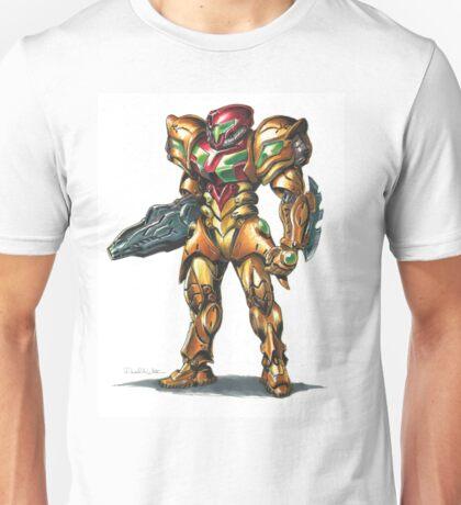 Metroid: Samus M.O.R. Suit Unisex T-Shirt